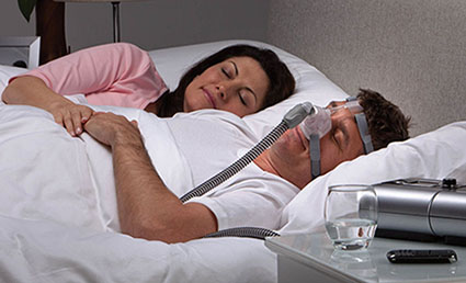 Treatment for Sleep Apnea - CPAP Therapy