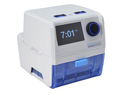DeVilbiss IntelliPAP 2 AutoAdjust CPAP Machines with Heated Pulse Dose Humidifier