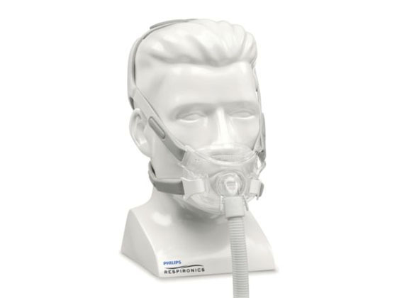 Philips Respironics Amara View Minimal Contact Full Face Mask