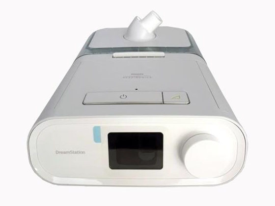 Philips Respironics DreamStation BiPAP Pro CPAP Machine with Humidifier and  Heated 15mm Tube