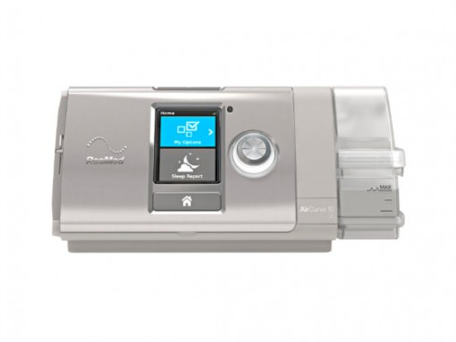ResMed AirCurve 10 VPAP Machine with Heated Humidifier