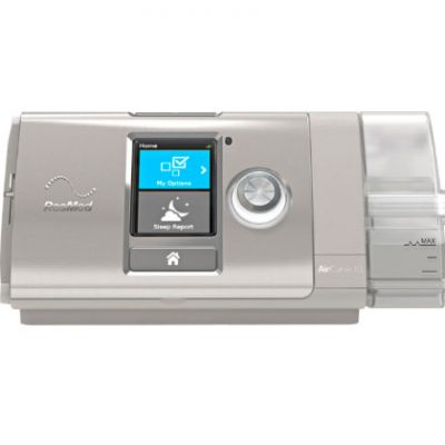 ResMed ResMed AirCurve 10 ST VPAP Machine with Heated Humidifier and SlimLine Tubing