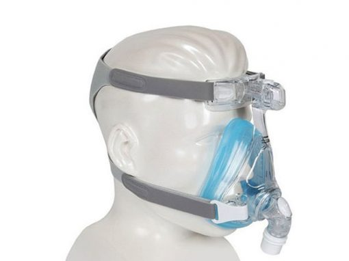 Philips Respironics Amara Gel Full Face Mask with Reduced Size Headgear