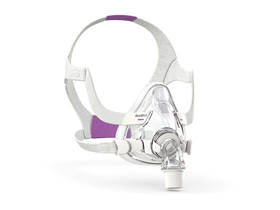 ResMed AirFit F20 Full Face Mask for Her with Headgear
