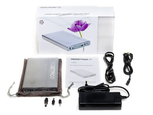 Medistrom Pilot 24 Plus CPAP Backup Power Supply and CPAP Battery