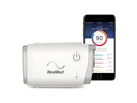 ResMed AirMini AutoSet Travel CPAP Machine