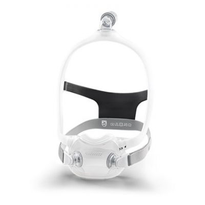 Philips Respironics DreamWear Full Face Mask With Headgear - Fitpack