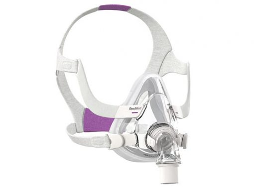 ResMed AirTouch F20 Full Face Mask For Her with Headgear