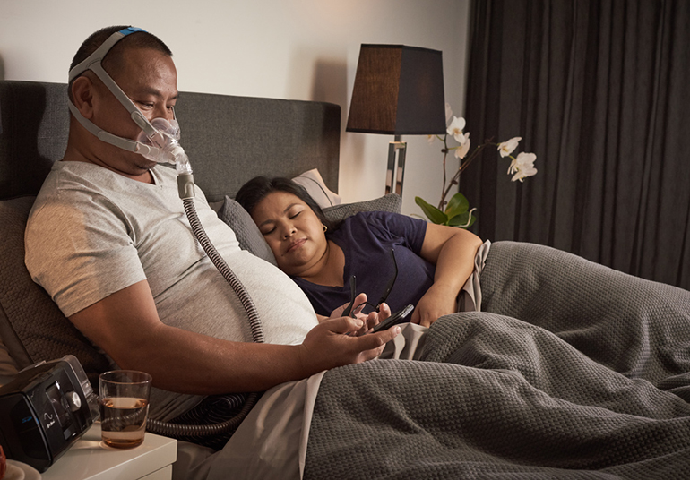 "ResMed Unveils ""Minimal-Contact"" Full Face CPAP Mask, AirFit F30"