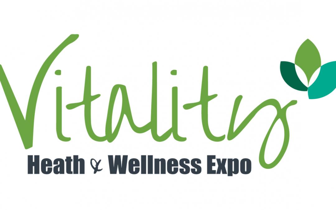 April 7, 2019: Vitality Health & Wellness Expo