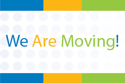June 24, 2019: We Are Moving!