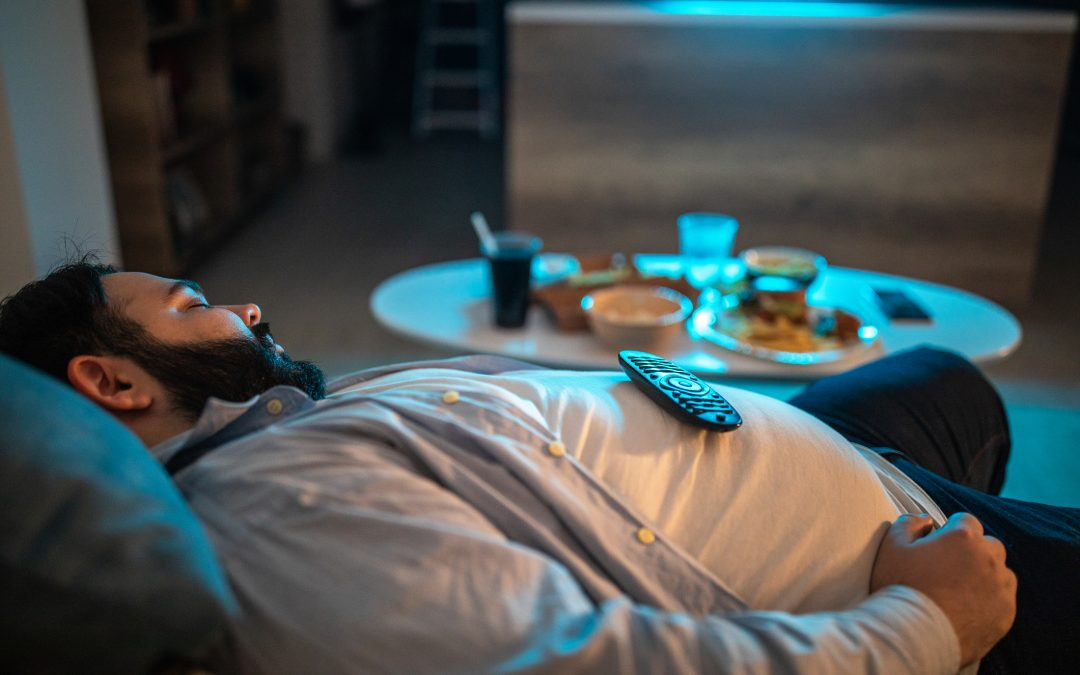 Link between obesity and sleep loss
